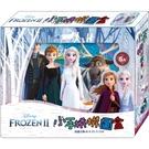 Frozen 冰雪奇緣 小手拼拼圖盒 QFE01E