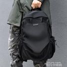 背包男時尚潮流男包大容量旅行雙肩包電腦包簡約高中大學生書包 依凡卡時尚