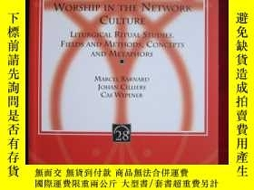 二手書博民逛書店Worship罕見in the Network Culture: