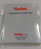 【Rollei】原廠抗UV保護鏡   37mm  庫存品出清