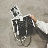 仙女包包女大容量手提包日繫斜挎單肩鏈條包【聚寶屋】