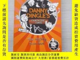 二手書博民逛書店DANNY罕見DINGLE S FANTASTIC FINDS(
