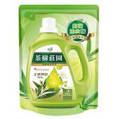 茶樹莊園 濃縮抗菌洗衣精補充包1500g【愛買】