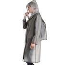 雨衣  外套帶背包長款戶外登山垂釣徒步大帽檐防水雨披