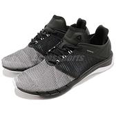 【五折特賣】Reebok 慢跑鞋 Fast Flexweave 黑 白 全新科技針織鞋面 運動鞋 女鞋【ACS】 CN2535