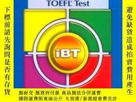 二手書博民逛書店Longman罕見Introductory Course For The Toefl TestY255562