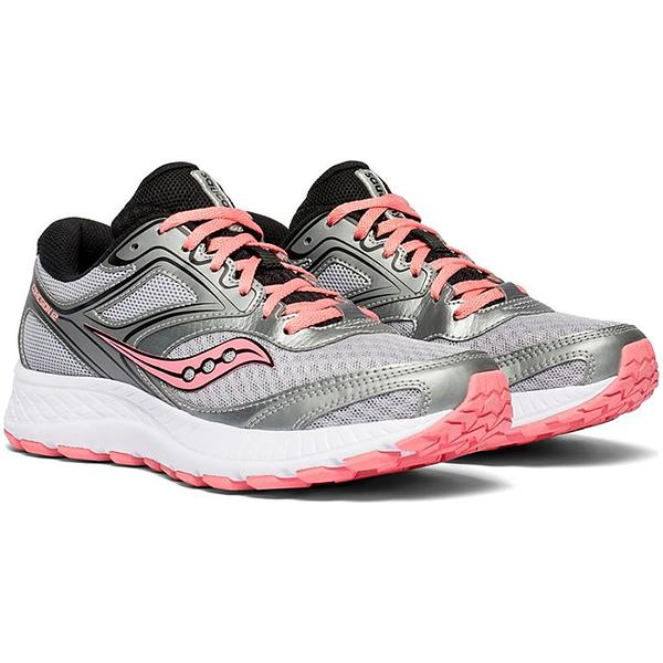 Saucony 19SS 越野 女越野鞋 GRID COHESION 12系列 S10471-3 贈腿套【樂買網】