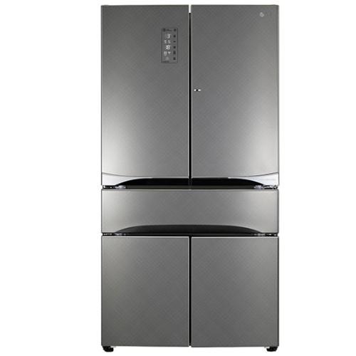 LG 836公升門中門對開音響WIFI冰箱GR-DBF85S