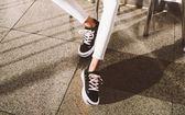 鞋女韓版學生chic帆布鞋原宿百搭港味復古休閒ulzzang小白鞋 居享優品
