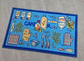 范登伯格-埃及進口防滑優質踏墊-神廚(共兩色)-44x70cm