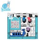 Snails 小小蝸牛水性兒童指甲油禮盒-書店款