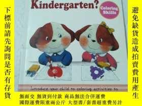 二手書博民逛書店Are罕見You Ready for Kindergarten ?Y22128 Are You Ready f