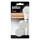 德國百靈BRAUN-Face美肌海綿頭 SE80-b