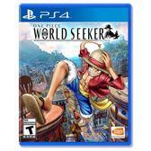 《PS4》【航海王 尋秘世界】中文版~新品上市,現貨,全館滿600免運