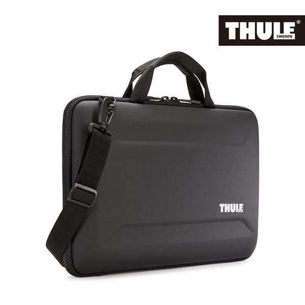 THULE-GAUNTLET MACBOOK PRO ATTACHÉ 15吋電腦側背包TGAE-2356-黑
