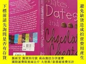 二手書博民逛書店mates罕見dates and chocolate cheats:伴侶約會和巧克力作弊.Y200392