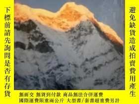 二手書博民逛書店A罕見Novice Trekker in NepalY24302