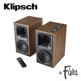(限時下殺) Klipsch 古力奇 The Fives 主動式喇叭 木製音箱 兩色 公司貨 結帳優惠