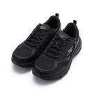 SKECHERS 慢跑系列 GO RUN TRAIL ALTITUDE 寬楦綁帶運動鞋 全黑 128200WBBK 女鞋