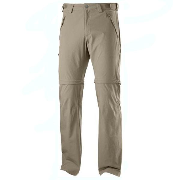[法國Salomon] Wayfarer Zip 男性登山褲 (共2色)