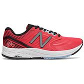 New Balance 890 女鞋 慢跑 三層工程網布 輕量 回彈中底 粉 黑【運動世界】W890CB6