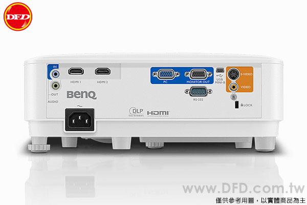 BENQ 明基 MX550 長效節能高亮商用投影機 3600流明 XGA 雙HDMI連接埠 節能設計 公司貨