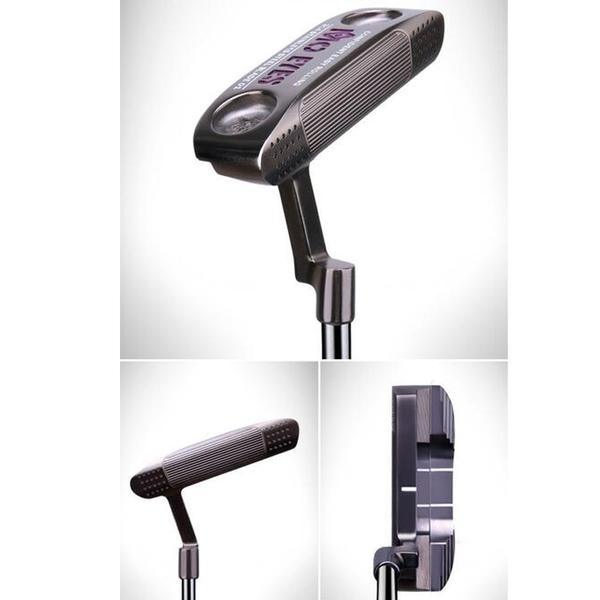 POSMA PGM 高爾夫球桿 比賽球桿 推桿 黑色 TUG020-BLK