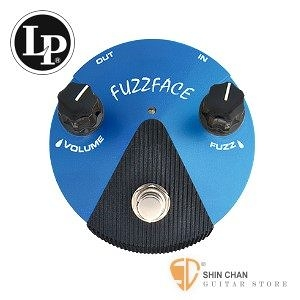 Dunlop FFM1 迷你FUZZ破音效果器 (矽電晶體)【FFM-1/Silicon Fuzz Face Mini Distortion】