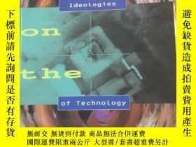 二手書博民逛書店culture罕見on the brink:ideologies