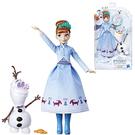 【Hasbro 孩之寶】人物故事組 安娜&雪寶 冰雪奇緣 雪寶的佳節冒險 HC3384/HC3382AS00
