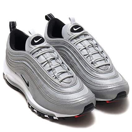 "KUMO-Nike Air Max 97 ""Reflect Silver"" 銀子彈 3M 反光 312834-007"