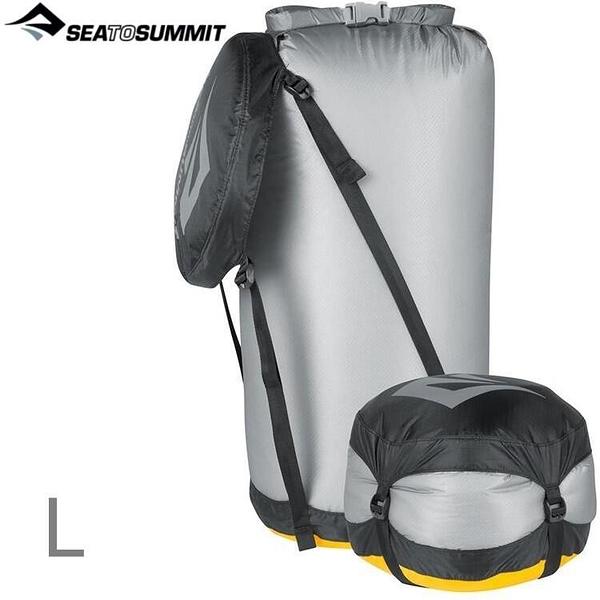 『VENUM旗艦店』Sea to Summit 30D eVent輕量可壓縮式透氣收納袋 L/20升 STSAUCDSL