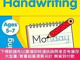 二手書博民逛書店Handwriting罕見Ages 5-7 (Collins Easy Learning KS1)Y45464