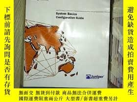 二手書博民逛書店System罕見Basice Configuration Gui