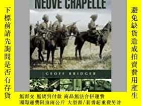 二手書博民逛書店The罕見Battle of Neuve Chapelle (damaged)-新沙佩爾戰役(損壞)Y4149
