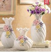 擺件客廳酒櫃家居裝飾品花瓶現代工藝陶瓷   PL127【男人與流行】