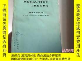 二手書博民逛書店detection罕見theory19465 看圖 看圖 出版1