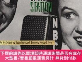 二手書博民逛書店Same罕見Time, Same Station: An A-Z Guide to Radio from Jack