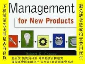 二手書博民逛書店Portfolio罕見Management For New Products-新產品組合管理Y436638 R