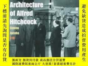 二手書博民逛書店The罕見Wrong House: The Architecture Of Alfred Hitchcock-錯誤