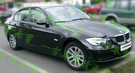 【一吉】BMW E90 外銷日本-原廠款 晴雨窗 台灣製造,工廠直營(E90晴雨窗 E90 晴雨窗 BMW晴雨窗