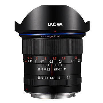 24期零利率 老蛙 LAOWA 12mm F2.8 D-Dreamer (公司貨) For Sony E