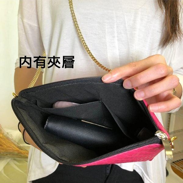 【正版授權】泰國BLISS BKK包 - 超熱賣軟亮片黑 手拿包側背包 (4款背帶可選) X RUNWAY FASHION ICON