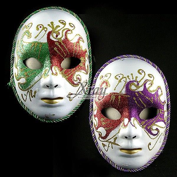 節慶王【W600037】彩繪面具(隨機不挑款) ,魔術表演/尾牙/春酒/萬聖節/派對道具/化妝舞會/性感