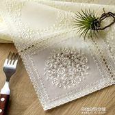餐桌布茶幾墊田園桌布pvc塑料臺布防油防燙桌墊  朵拉朵衣櫥
