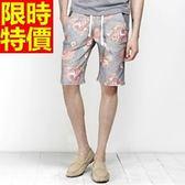 海灘褲-防水衝浪時尚必敗質感新款男短褲子2色54q17[時尚巴黎]
