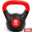 6KG壺鈴重力6公斤壺鈴(13.2磅)拉環啞鈴搖擺鈴舉重量訓練運動健身器材哪裡買KettleBell專賣店