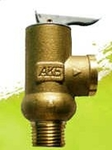 【麗室衛浴】三溫暖蒸氣機專用E-009 洩壓閥 洩氣閥