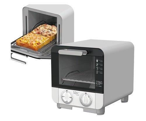 SDL山多力 時尚電烤箱