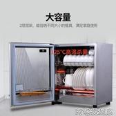 容聲50-RQ230小型消毒柜碗筷消毒柜家用省電節能觸摸控制二星消毒yxs 220v